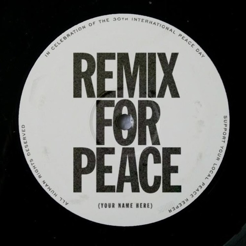 The Lunch Funks - Remix For Peace (Playback! Liberty Remix)