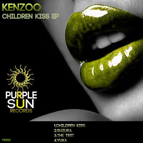 Kenzoo - Children Kiss EP [PSR121]