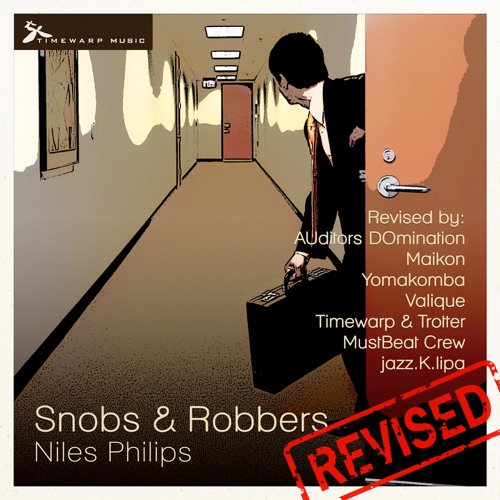 Niles Philips feat. Tonkin - Nose Dive (Yomakomba Spy Groove remix)