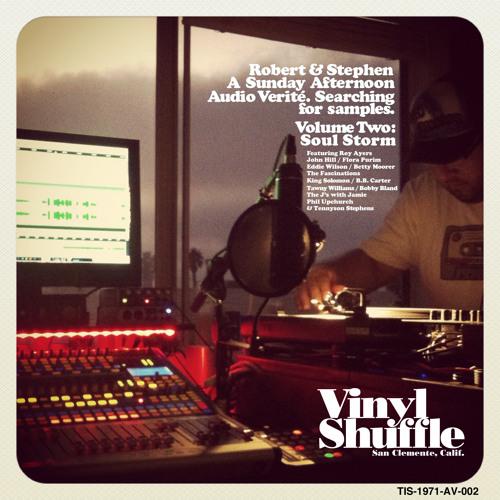 Vinylshuffle.com - Audio Verité - Volume Two Soul Storm (TIS-1971-AV-002)