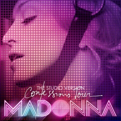 Hung Up - Madonna  (Confessions Tour Studio Version)