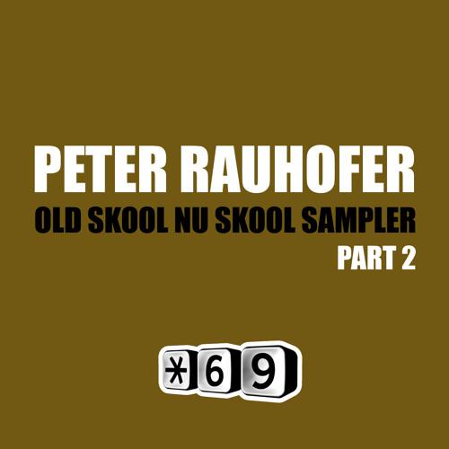 PETER RAUHOFER - OLD SKOOL NEW SKOOL PART 2 (2 TRACKS)