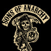 Sons Of Anarchy Instrumental produced by Real Eyez of Lost Boyz Crew