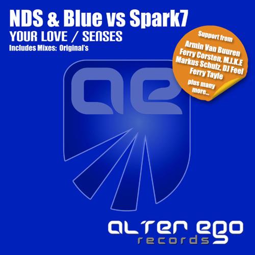 NDS & Blue vs Spark7 - Senses [Alter Ego Records] ASOT 577