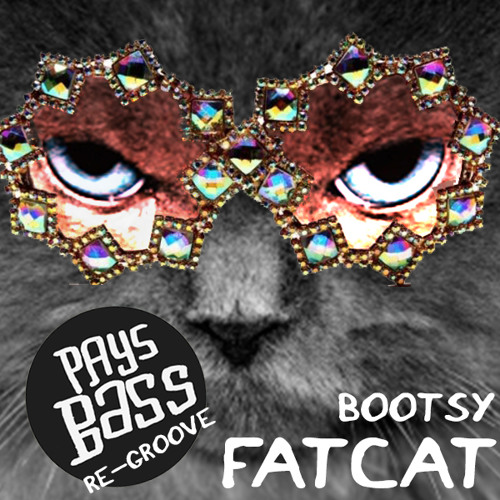Booty Collins - FATCAT (PaysBass Re-Groove)
