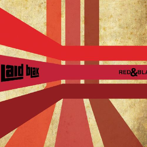 Laid Blak - Red & Blak - Red (1)