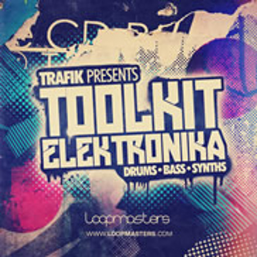 Trafik Presents Toolkit Elektronika