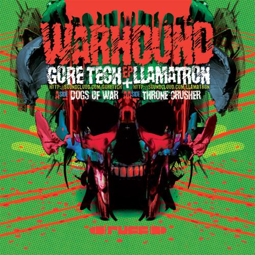 RUFF 15 - AA - GORE TECH & LLAMATRON - Throne Crusher
