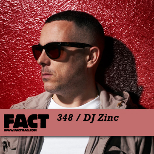 FACT mix 348 - DJ Zinc (Sep '12)