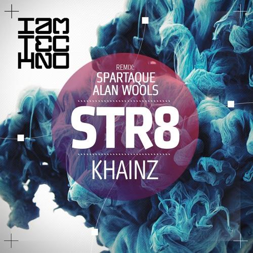 Khainz - Str8 (Spartaque Remix) [I Am Techno]