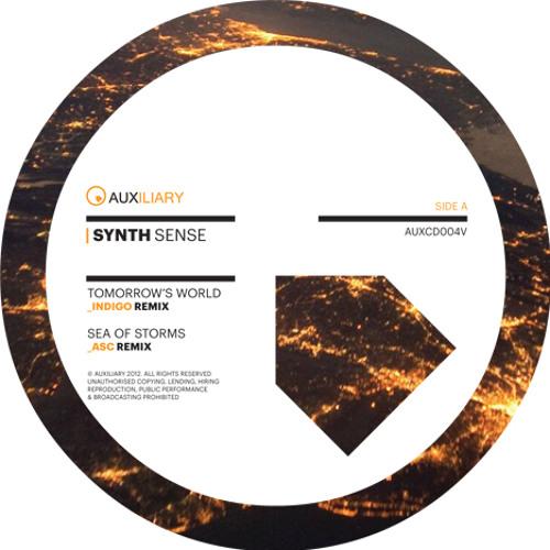 Synth Sense - Tomorrow's World Remixes