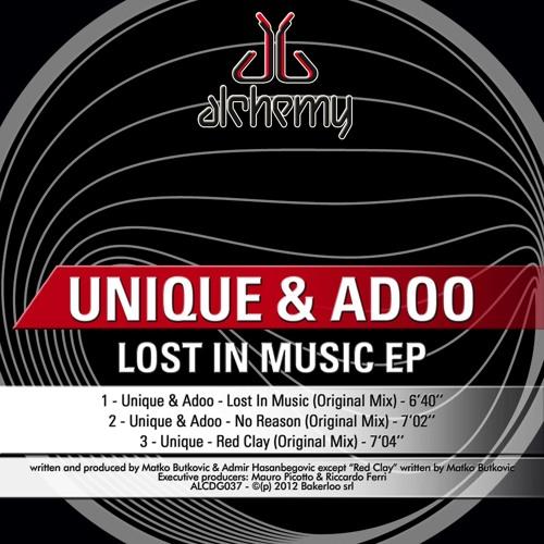 Adoo,Unique (CRO)  - Lost in Music (Original Mix)