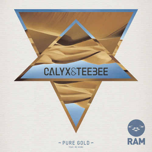 RAMM124 - Calyx & TeeBee - Pure Gold ft Kemo / Perspectives - OUT NOW