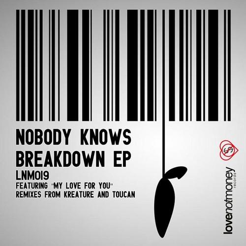 Nobody Knows - My Love For You (Original Mix) [LoveNotMoney]
