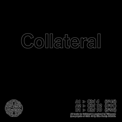 """A1 > Collateral - """"CTRL 4"""""""