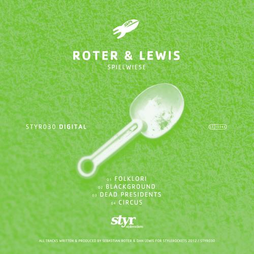 ROTER & LEWIS - Folklori (Roter & Lewis Mix)