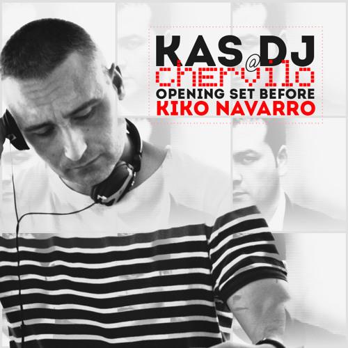 Kas DJ @ Chervilo Sofia Opening Set Before Kiko Navarro