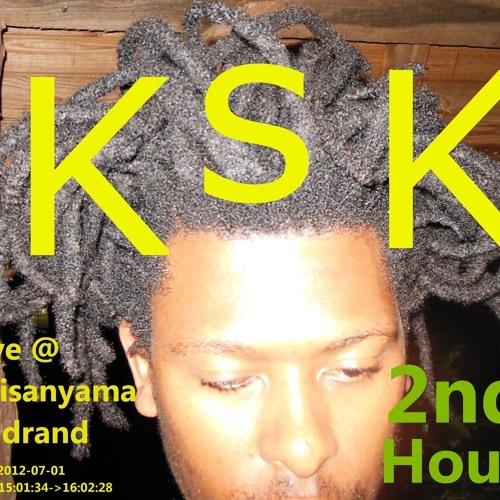KsK 2nd Hour Live at Shisanyama Midrand 2012-07-01