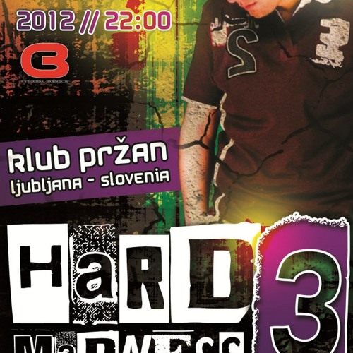 Koffos - Promo for Hard Madness3 25.9.2012