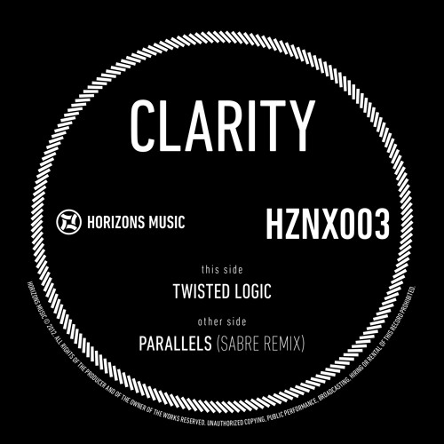 Horizons Music Podcast - Clarity