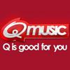In de uitzending bij Q-Music (Lady GaGa Concert)