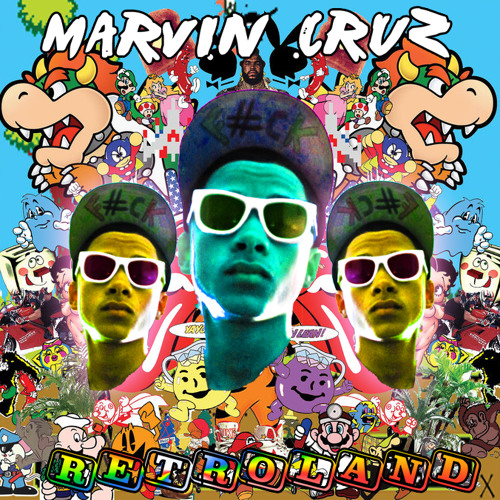 Marvin Cruz - Retroland