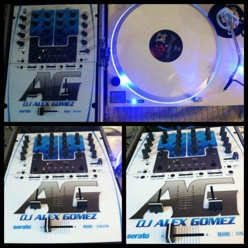 DJ ALEX GOMEZ SUPER QUICK MIX