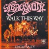 Aerosmith - Walk This Way Portada del disco