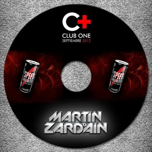+CLUB ONE  Septiembre 2012 ( MARTIN ZARDAIN)