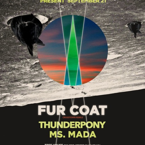 Sergio Muñoz (Delete) : Fur Coat Treehouse Miami Sept 21st 2012