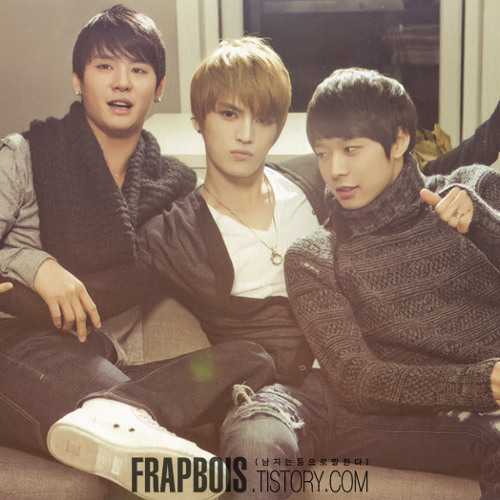 Get out -- JYJ
