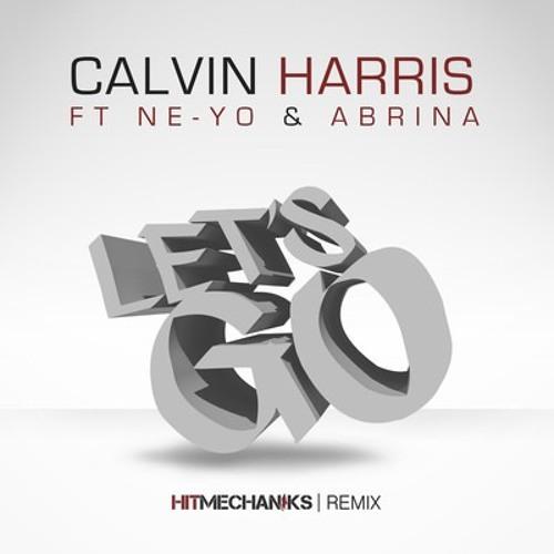 Calvin Harris - Let's Go (Camil C. Bootleg Mix)