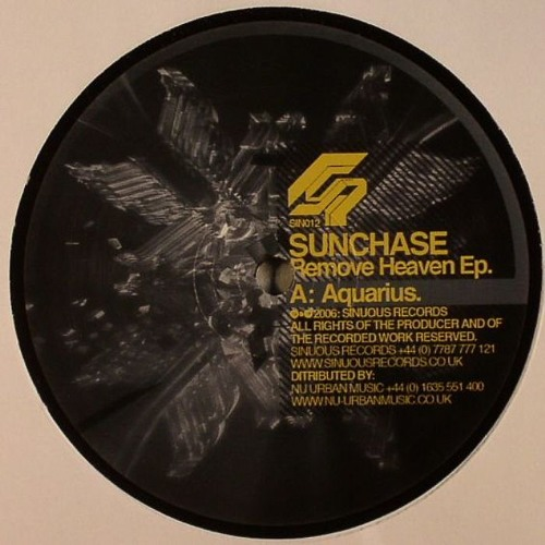 Sunchase - Remove Heaven [Sinuous]