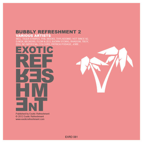 Sammy W & Alex E - Passion (2012 Reworked) // Exotic Refreshment