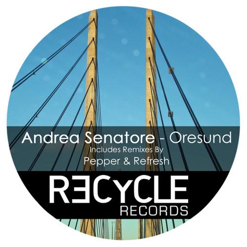 Oresund Ep-Andrea Senatore aka cynic (REC 104)