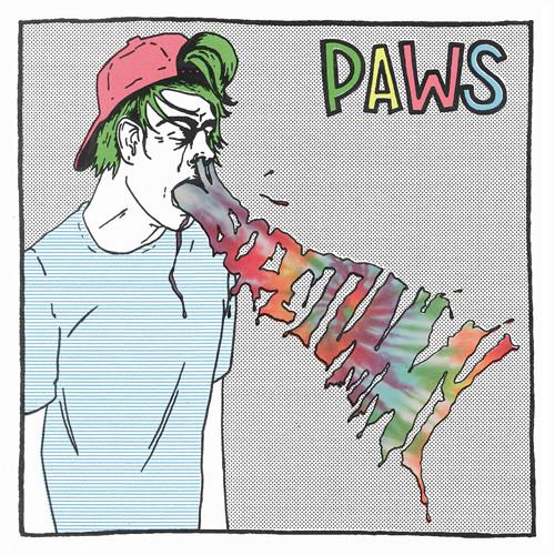PAWS - Sore Tummy (single)