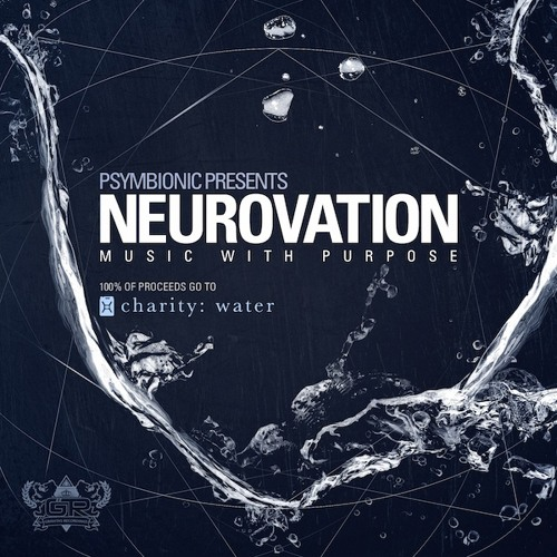 Knight Riderz - Love is Blind - Psymbionic Presents: Neurovation - (Out September 25th)