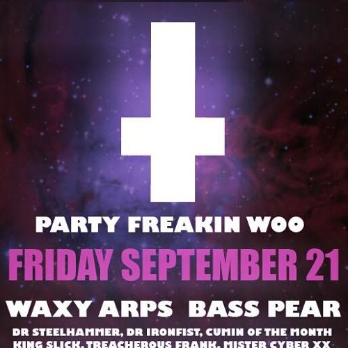 Bass Pear Party Freakin Woo Set