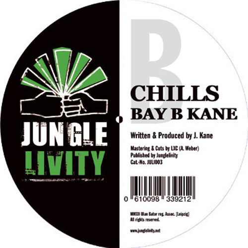 CHILLS - Bay B Kane [Forthcoming on Junglelivity Records]