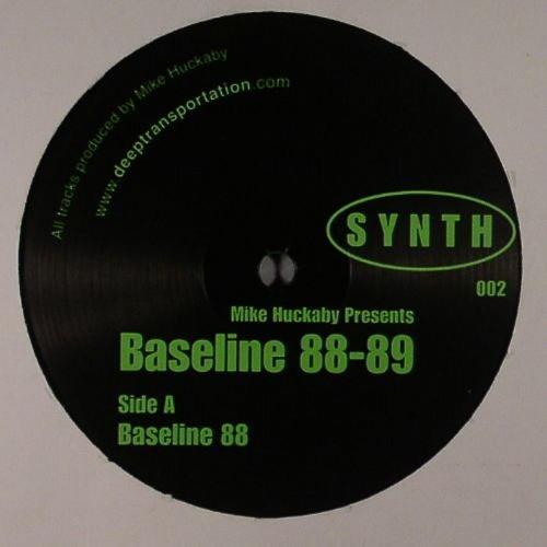 """Mike Huckaby """"Baseline 88"""" [clip]"""