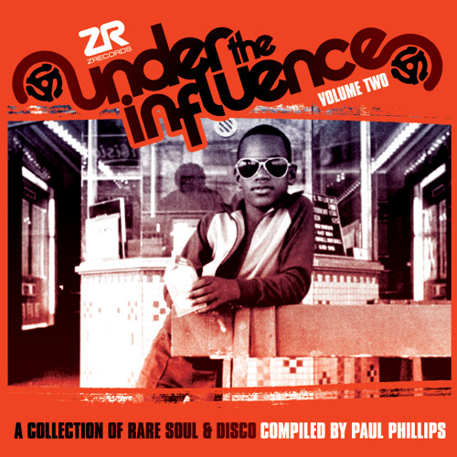 Under The Influence Vol.2 compiled by Paul Phillips - Album Sampler