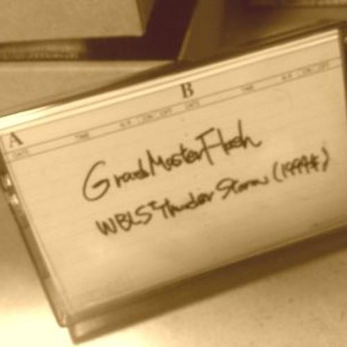 グランドマスターフラッシュ[WBLS THUNDER STORM(1994年)]