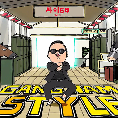 PSY - Gangnam Style (Evandroo Miix Remix) + Download + VIDEO TRACK  [Please give a Feedback]