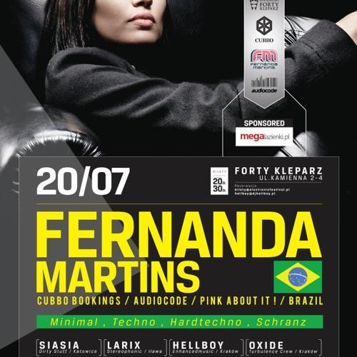 Fernanda Martins @ Forty Kleparz - Krakow, POLAND 2012