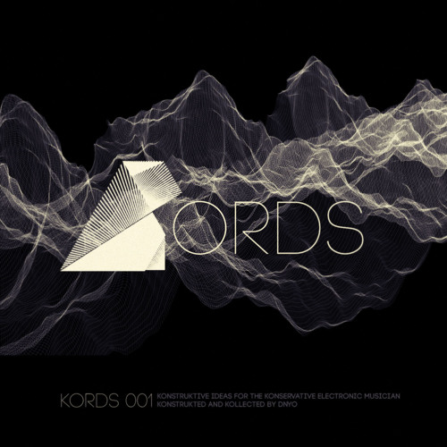 Kords 01 - Out Now!