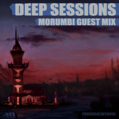 Morumbi Guestmix @ Deep Sessions Radioshow 26.09.2012 - IneedRadio Funkhaus