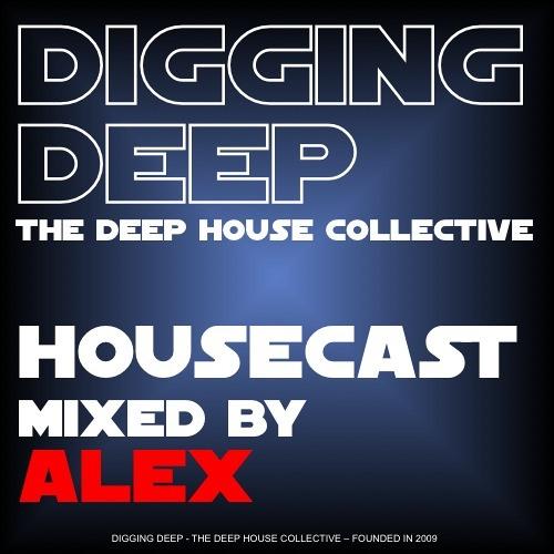 DIGGING DEEP HOUSECAST MIX # 37