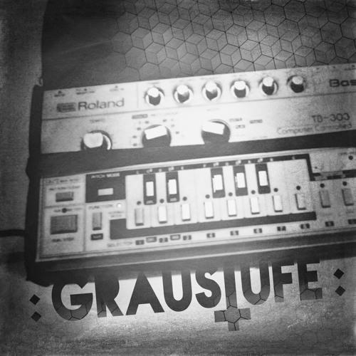 : GRAUSTUFE : - V (PrePreview, First Mixdown)