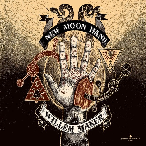 Willem Maker - Hex Blues
