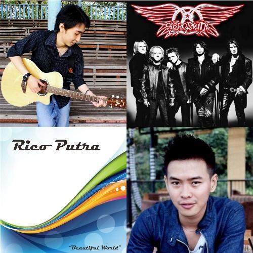 Rico Putra feat. Hendrik Syaputra - I Don t Wanna Miss a Thing (Aerosmith Cover)